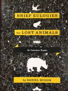 brief eulogies, lost animals